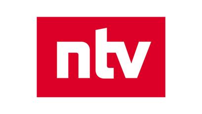 ntv - der Nachrichtensender - Logo